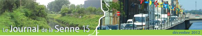 Coordination Senne: Journal de la Senne n° 15 - décembre 2012