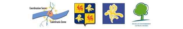 logo CoZ-CoS, COCOF, Bruxelles-Capitale & IBGE/BIM