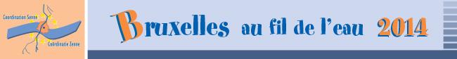 Coordination Senne - Bruxelles au fil de l'eau 2014